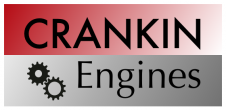 crankin engines logo