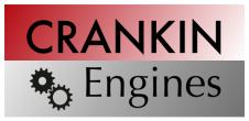 crankin engines logo